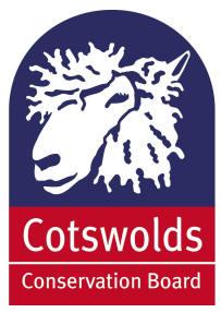 Cotswolds AONB logo