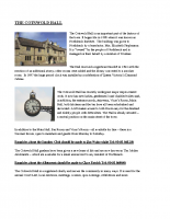 Cotswold Hall Brochure Aug 2017