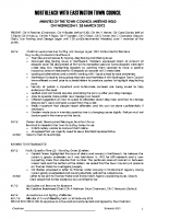 Full Council Minutes 28 March 2012