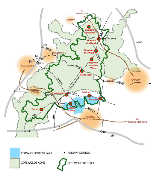 Local Plan Consultation Begins in Cotswold District  Northleach