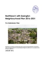 Northleach NP_Pre Sub_v2