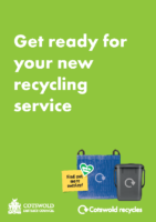 CDC – New recycling service – What's happening & when
