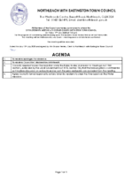 Town Council Agenda Extraordinary Meeting 17th July 2020.doc